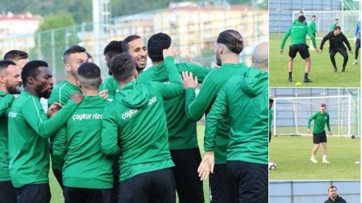 Ç.Rizespor-Galatasaray maçının muhtemel 11'leri