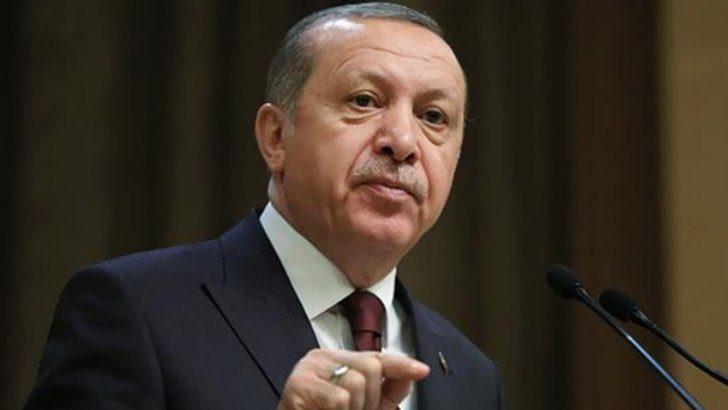 Başkan Erdoğan'dan koronavirüsle mücadele mesajı!