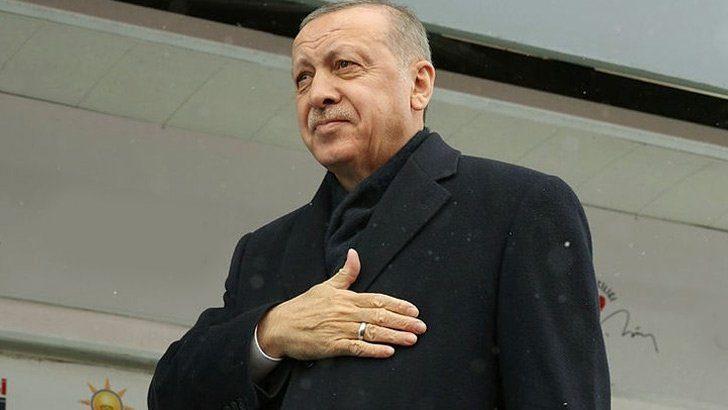 Cumhurbaşkanı Erdoğan devreye girdi, Trabzonspor ceza almadı