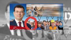 """Ekrem İmamoğlu'nun teşekkür posterindeki """"hacı"""" sahte çıktı!"""