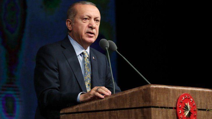 Başkan Erdoğan'dan sokağa çıkma yasağı açıklaması: Kısıtlamayı iptal etme kararı aldım