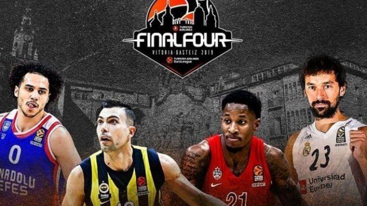 Fenerbahçe Beko Anadolu Efes Final Four maçı hangi kanalda, saat kaçta?