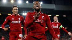 Liverpool, mucizeyi gerçekleştirdi!