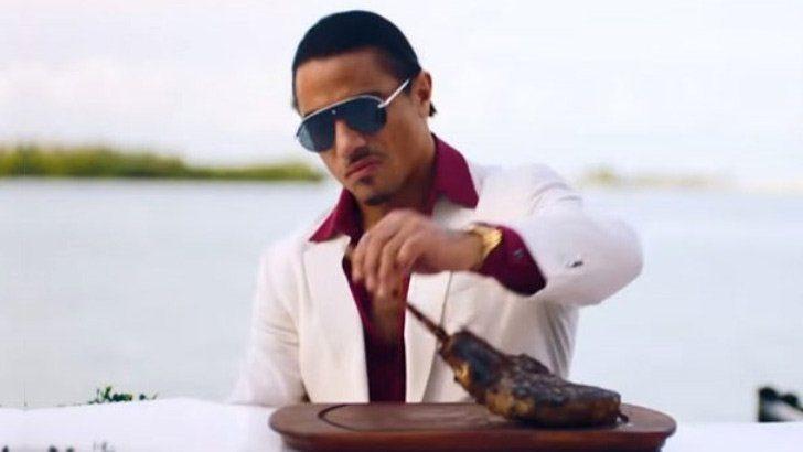 Nusret, DJ Khaled'in klibinde oynadı, saatler içinde milyonlarca kişi izledi!
