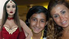 Şarkıcı Ceylan'ın kızı büyüdü… Pozlarıyla İnstagram'ı sallıyor!