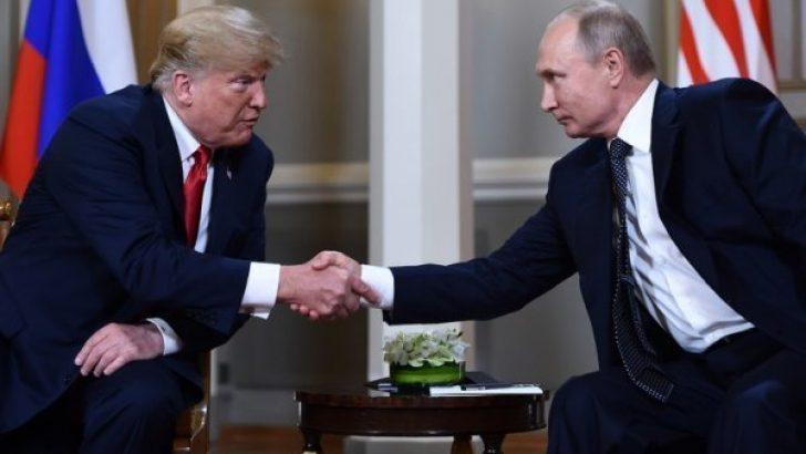 Trump – Putin görüşmesi telefonda 1,5 saat sürdü