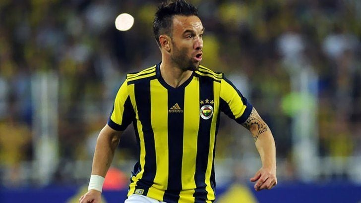 Valbuena Fenerbahçe'ye resmen veda etti!