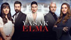 Yasak Elma dizisinin başrol oyuncuları diziye veda ediyor