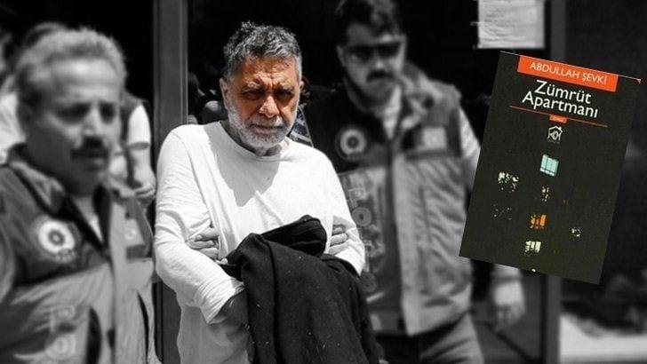 Zümrüt Apartmanı kitabı sapık yazarı Abdullah Şevki'nin ifadesi olay oldu!