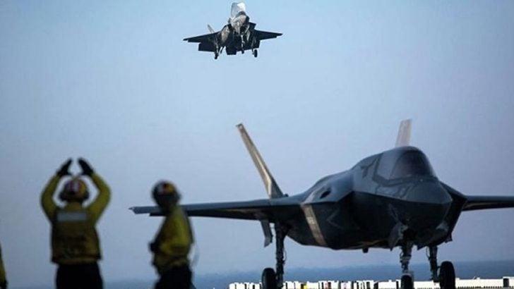 Amiral Güven F-35'ten kurtulmanın yolunu yazdı!