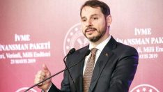 Berat Albayrak'tan müjde: KOBİ'lere 25 milyar TL