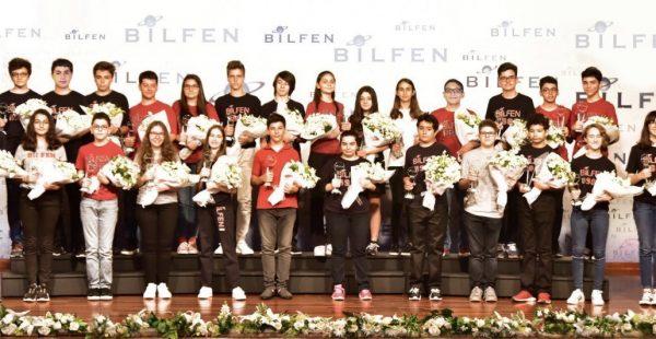 2019 LGS'de Bilfen başarısı! LGS'de tam puan yapan 26 öğrenci Bilfenli!