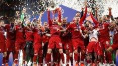 Liverpool Avrupa şampiyonu oldu!