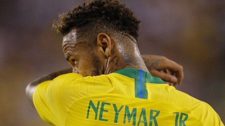Neymar tecavüz iddiasına WhatsApp mesajlarıyla cevap verdi