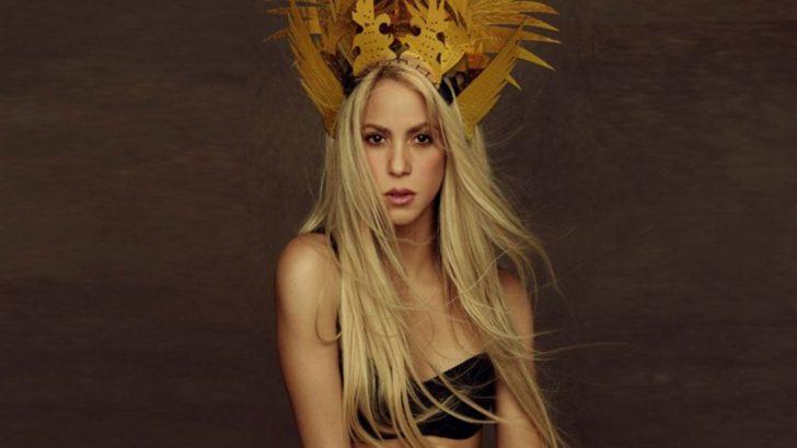Shakira vergi kaçakçılığından ifade verdi!