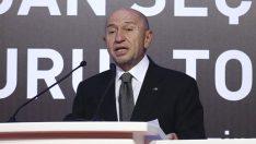 Türkiye Futbol Federasyonu 42. başkanı belli oldu.