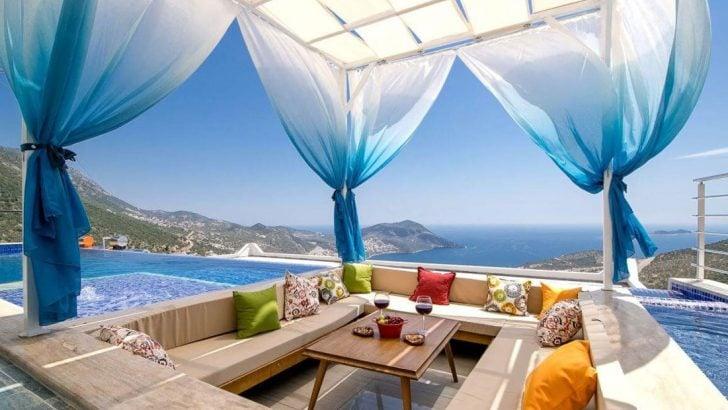 Antalya'nın tatil cenneti: Her Yer Villam