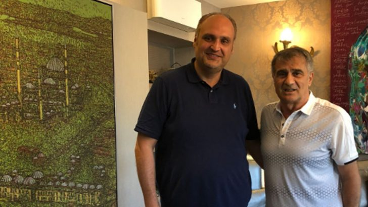 Efsane teknik adam Şenol Güneş'ten Bilfen'e ziyaret