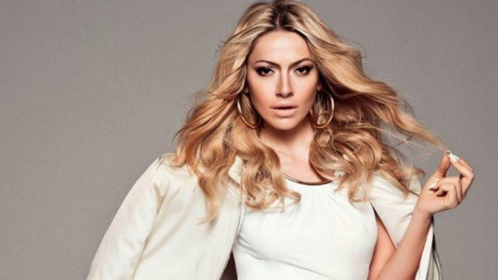 Hadise'nin sahte kostümü şoke etti! Madonna benzetmesi