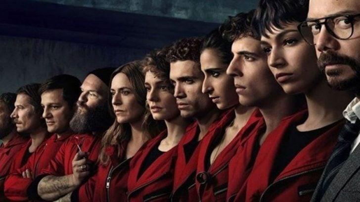 La Casa de Papel 4. sezon ne zaman? La Casa de Papel yönetmeni açıkladı