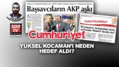 Cumhuriyet Gazetesi Yüksel Kocaman'ı neden hedef aldı?