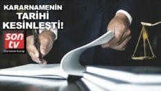 HSK Yetki Kararnamesi'nin tarihi kesinleşti!