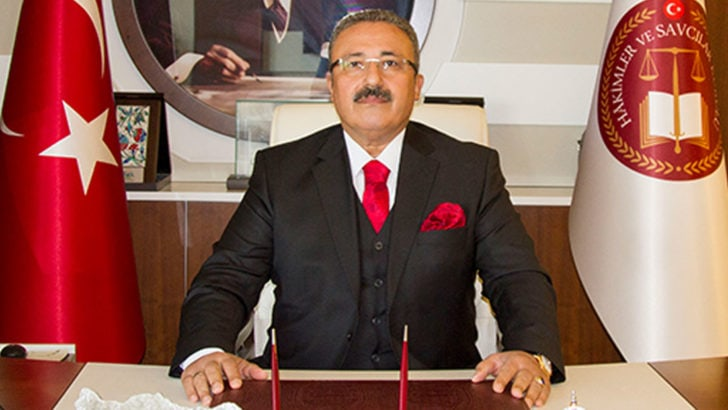 HSK Başkanvekili Mehmet Yılmaz'dan yargıda FETÖ rakamları