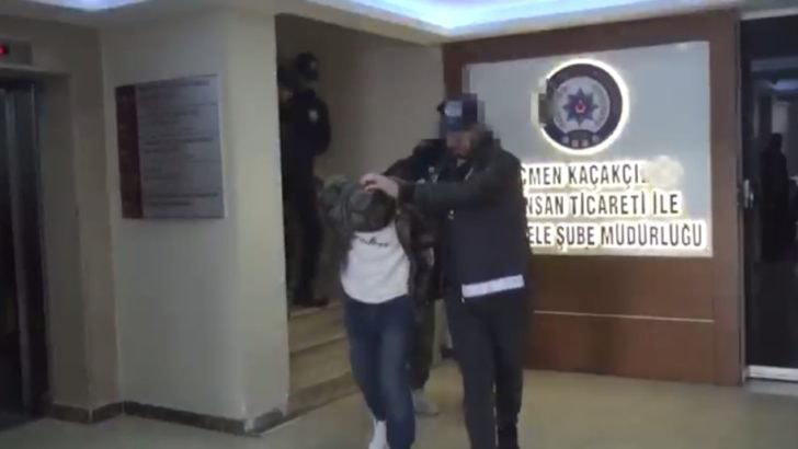 İstanbul Emniyeti'nden dev operasyon: Kandırılıp ülkeye getirildiler, fuhuşa zorlandılar