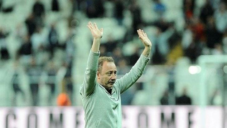 Beşiktaş yoluna Sergen Yalçın ile devam edecek!