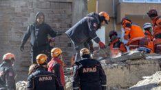 Elazığ'daki depremde son durum!