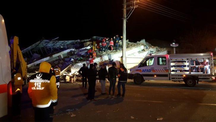 Elazığ'dan acı haber: Can kaybı 35'e yükseldi
