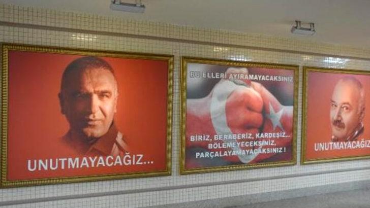 İzmir yargı şehitlerini anıyor! 'Ve İzmir Şehitlerine Selam Durur'