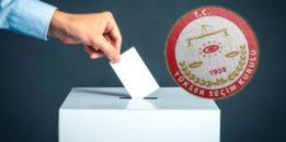 YSK için seçim günü
