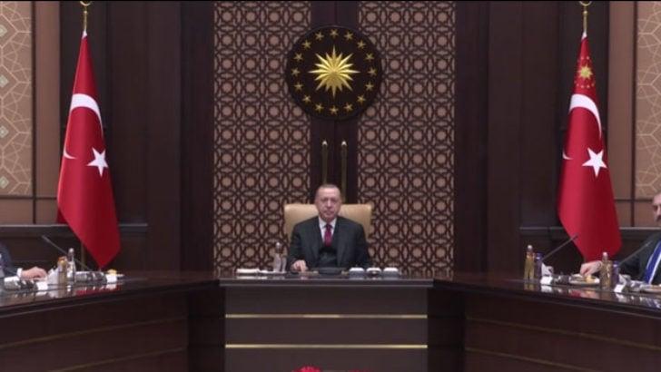 Başkan Erdoğan, Yargıda Birlik Derneği'ni kabul etti
