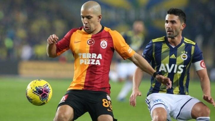 Galatasaray yıllar sonra Fenerbahçe'yi Kadıköy'de yendi