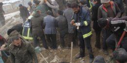 İran'daki deprem Van'ı vurdu! Enkaz altında kalanlar var