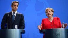 Yunanistan Başbakanı Merkel'den yardım istedi
