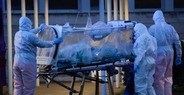 ABD'de koronavirüs vakaları ve ölümlerinde son durum