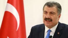 Sağlık Bakanı Fahrettin Koca'nın nezaketi alkış topladı
