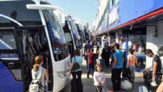 Şehirler arası seyahat kısıtlamaları 1 Haziran'da bitiyor