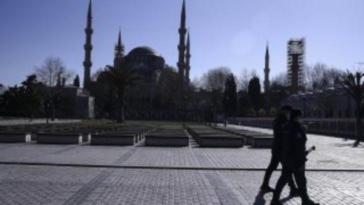 İstanbul dahil 15 ilde sokağa çıkma yasağı