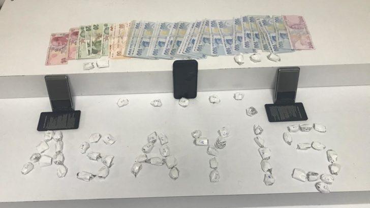İstanbul Ümraniye'de uyuşturucu operasyonu