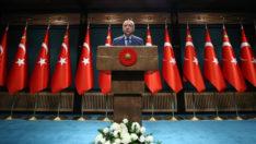 Cumhurbaşkanı Erdoğan: Çoklu baroda kararlıyız