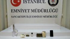İstanbul Sancaktepe'de uyuşturucu operasyonu