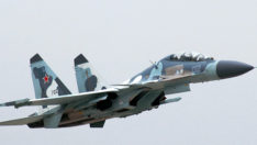 ABD keşif uçaklarına karşı Rus jeti havalandı