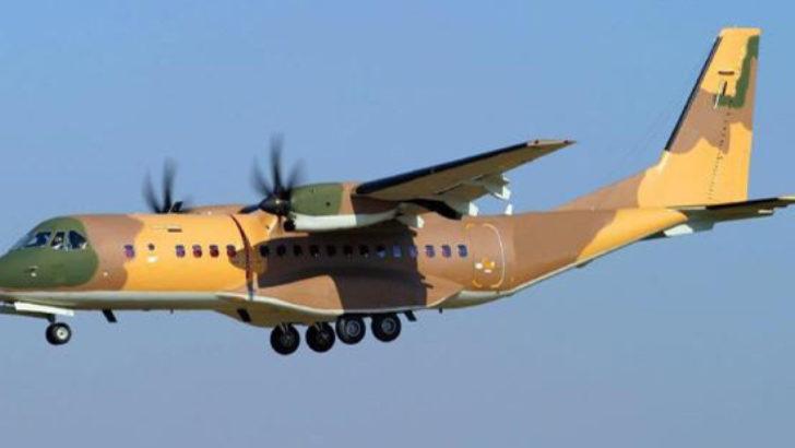 Sahibinden satılık savaş uçağı