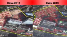 Wuhan'ın uzaydan çekilen fotoğrafları şüphe uyandırdı