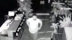 Ataşehir hırsızı kıskıvrak yakalandı