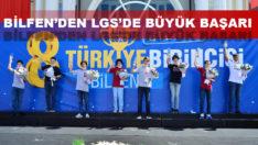 Bilfen Okulları'ndan LGS 2020'de 8 Türkiye Birincisi!