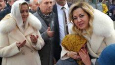 Cenazelerin kürk mantolu vekili Aylin Cesur'dan üslupsuz ifadeler